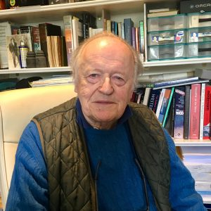 Portrait of Nicholas Tresilian