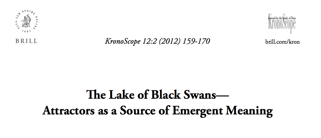 The Lake of Black Swans